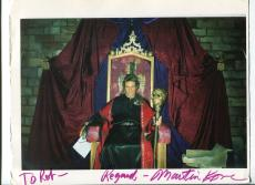 Martin Kove Cagney & Lacey The Karate Kid Twilight Zone Signed Autograph Photo