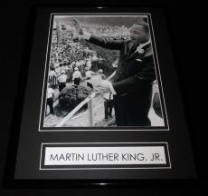 Martin Luther King, Jr. Framed 11x14 Photo Display