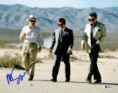 "Martin Scorsese Autographed 11"" x 14"" Casino Walking With Robert De Niro And Joe Pesci  Photograph - BAS COA"