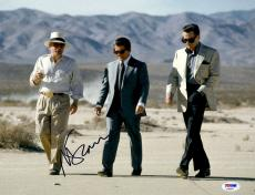 "Martin Scorsese Autographed 11"" x 14"" Casino Walking With Robert De Niro And Joe Pesci  Photograph - PSA/DNA COA"