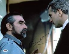 Martin Scorsese Goodfellas Signed 11x14 Photo Psa/dna #w46323