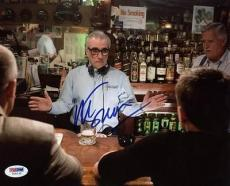 Martin Scorsese Goodfellas Signed 8x10 Photo Psa/dna #u25035