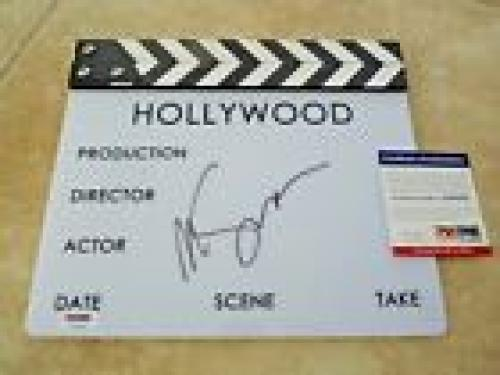 Martin Scorsese Hollywood Director Signed Autographed Clapboard PSA Certified