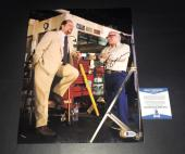 Martin Scorsese Signed Auto The Departed 11x14 Photo Bas Beckett Coa 3