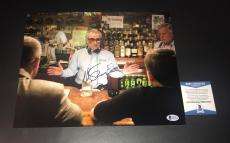 Martin Scorsese Signed Auto The Departed 11x14 Photo Bas Beckett Coa 7