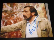MARTIN SCORSESE SIGNED AUTOGRAPH 8x10 DEPARTED HUGO I