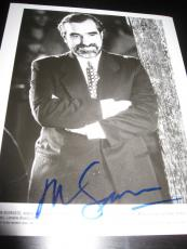 MARTIN SCORSESE SIGNED AUTOGRAPH 8x10 GOODFELLAS PROMO IN PERSON COA AUTO RARE D