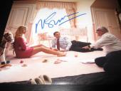 Oscar Autographed Photo - MARTIN SCORSESE 8x10 TROPHY PROMO IN PERSON COA E
