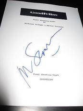 "Martin Scorsese Signed Autograph ""goodfellas"" Movie Script In Person Full Script"