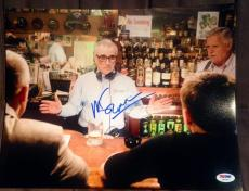 Martin Scorsese Signed Autograph The Departed Bar 11x14 Photo Psa/dna Y63393