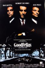 Martin Scorsese Signed Autographed 12X18 Photo Goodfellas Poster JSA T59345