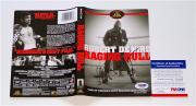 Martin Scorsese Signed Raging Bull Dvd Cover Psa Coa Q56185
