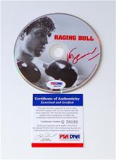 Martin Scorsese Signed Raging Bull Dvd Psa Coa Q56182