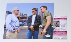 Martin Scorsese Signed The Departed 8x10 Photo Jsa Coa G99419