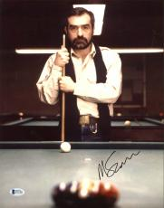 Martin Scorsese The Color of Money Signed 11x14 Photo BAS #D71993