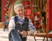 Martin Short Autographed Signed Frosty Man Photo UACC RD AFTAL