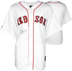 Pedro Martinez Autographed Red Sox Jersey