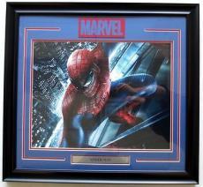 Marvel Comics Stan Lee Spider-Man Framed 16x20 Photo