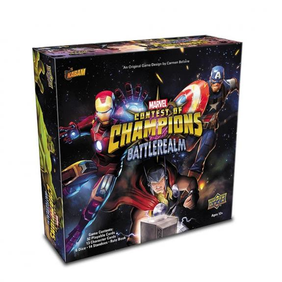 Marvel Contest of Champions: Battlerealm - Upper Deck