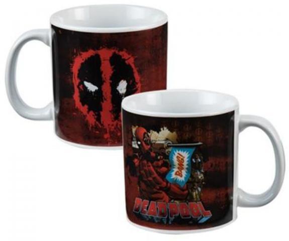 Marvel Deadpool 20 oz. Ceramic Mug