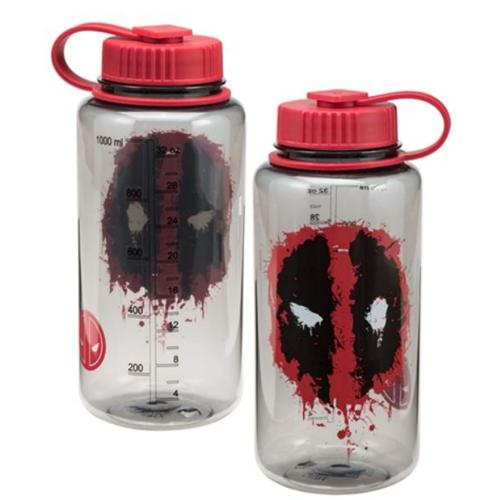 Marvel Deadpool 32 oz. Tritan Water Bottle