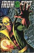 Marvel Iron Fist VARIANT COVER Dallas Fan Day Exclusive RARE Comic Book #1