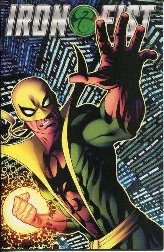 Marvel Iron Fist VARIANT COVER Dallas Fan Day Exclusive RARE Comic Book #1