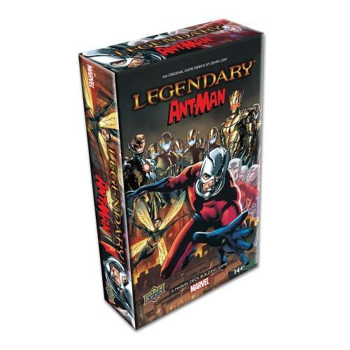 Marvel Legendary® Ant-Man Small Box Expansion - Upper Deck