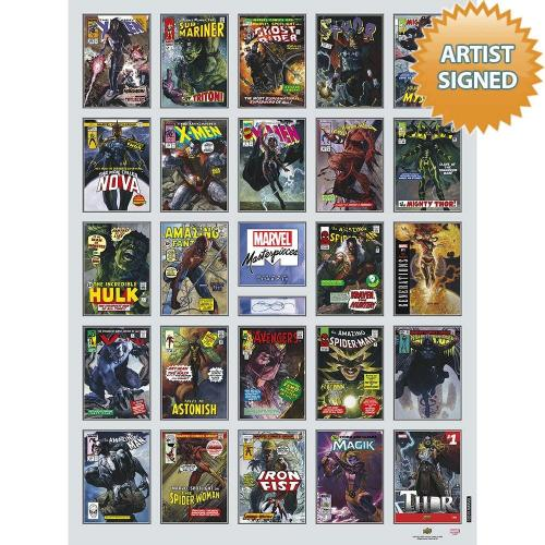 """Marvel Masterpieces """"What If"""" Variant Edition - Upper Deck"""