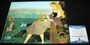 Mary Costa signed 8 x 10, Sleeping Beauty, Princess Aurora, Disney, Beckett BAS2
