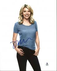 Mary Elizabeth Ellis Always Sunny in Philadelphia Signed 8X10 Photo BAS #B03910