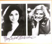 Mary Elizabeth Mastroantonio-signed photo-27 a - JSA COA