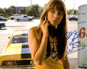 Mary Elizabeth Winstead Autographed Signed Death Proof Photo UAC AFTAL