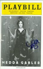 Mary Louise Parker autographed Broadway Playbill Hedda Gabler