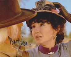 Mary Steenburgen Autographed BACK TO THE FUTURE III 8x10 Photo