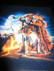 MARY STEENBURGEN SIGNED AUTOGRAPH 8x10 BACK TO THE FUTURE POSTER PROMO COA AUTO