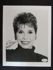 Mary Tyler Moore Signed Auto Autograph 8x10 Photo JSA S16777