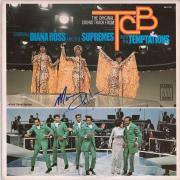 Mary Wilson The Supremes Autographed TCB Soundtrack Album - JSA