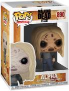 Masked Alpha Walking Dead #890 Funko Pop! Figurine