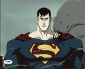 Matt Bomer Superman: Unbound Signed 8X10 Photo PSA/DNA #AB62116