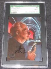 Matt Busch Signed Autograph 2011 Topps Star Wars Galaxy Card #26/631 SGC AUTH