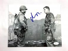 Matt Damon Authentic Signed 8x10 Photo JSA COA Autograph Saving Private Ryan Z