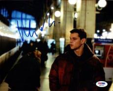 Matt Damon Autographed Signed 8x10 Photo PSA/DNA #Q93102