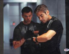 Matt Damon Autographed Signed Oceans Photo UACC RD PSA/DNA AFTAL