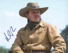 Matt Damon Autographed True Grit 11x14 Photo Exact Video Proof AFTAL