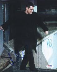 Matt Damon Bourne Identity Signed 8X10 Photo PSA/DNA #U51110