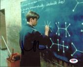 Matt Damon Good Will Hunting Signed 8x10 Photo PSA/DNA #Y45432