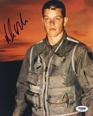 Matt Damon Saving Private Ryan Signed 8X10 Photo PSA/DNA #M42377