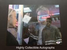Matt Damon Signed 11x14 Photo Autograph Psa Dna Coa Good Will Hunting