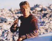 Matt Damon SIGNED 8x10 Photo Good Will Hunting OSCAR PSA/DNA AUTOGRAPHED